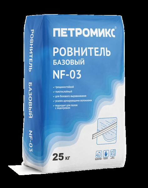 Ровнитель базовый Петромикс NF-03 25кг - купить в Рощино, отзывы. ТД «Вимос»